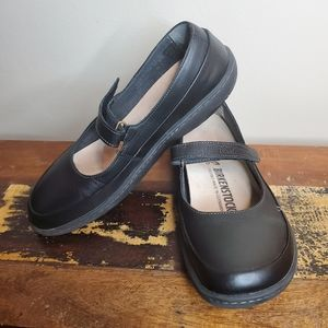 Birkenstock Iona Black Mary Jane sz 40 US sz 9.5